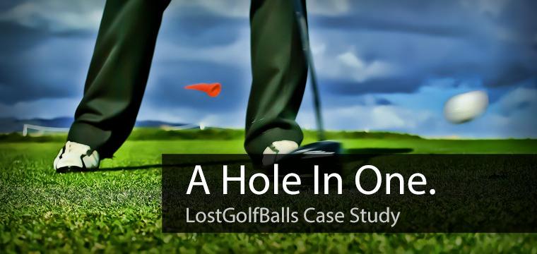 LostGolfBalls case study
