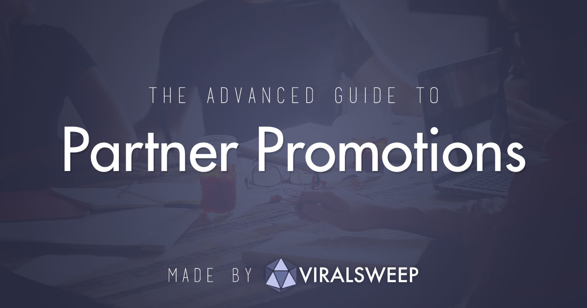 partner promotions
