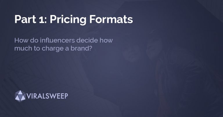 Part 1: Pricing Formats