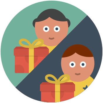 Reward customers for referring friends who make a purchase.